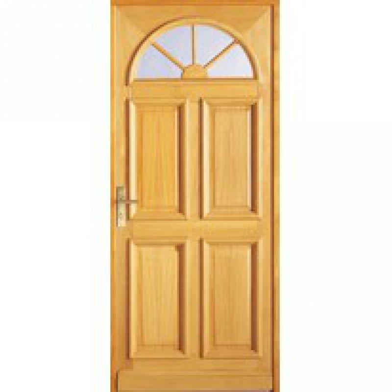 Acheter vente porte en bois semi vitr e installateur for Acheter vitra