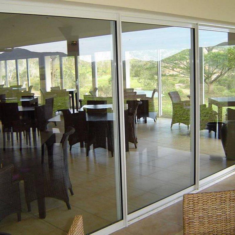 acheter vente coulissant 3 vantaux 3 rails aluminium intallateur de fen tre marseille. Black Bedroom Furniture Sets. Home Design Ideas