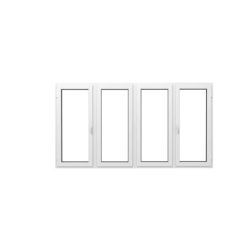 Acheter vente ouvrant pvc la fran aise 4 vantaux for Fenetre nevada