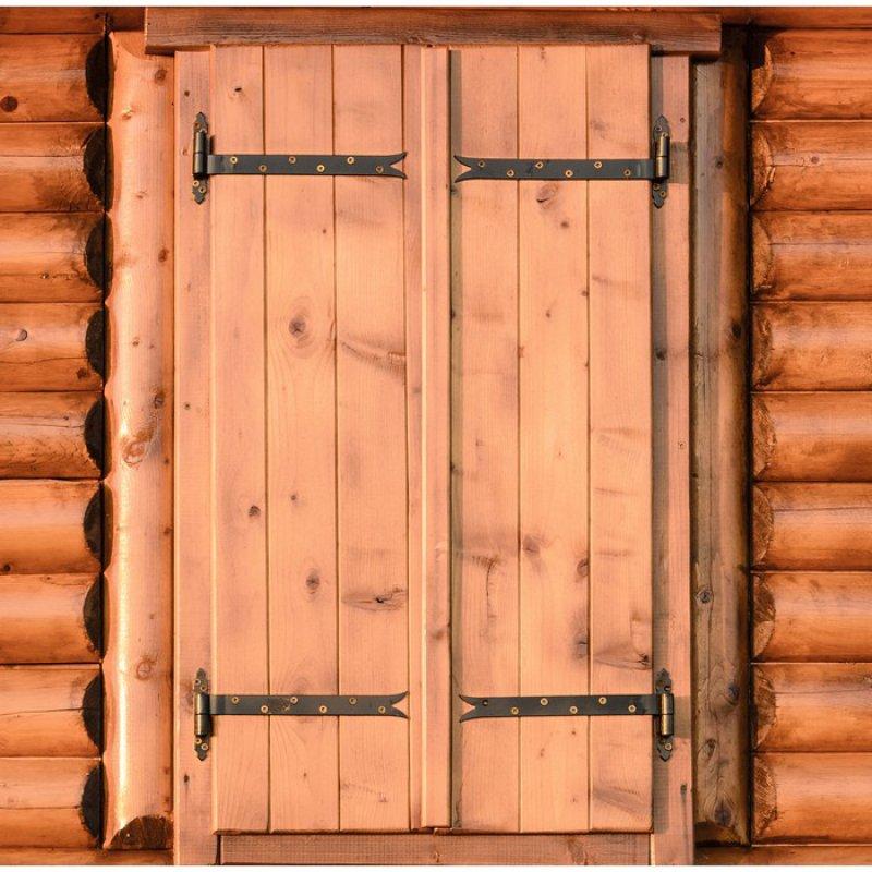 Acheter vente volet battant 2 en bois intallateur de volet - Volet battant bois en kit ...