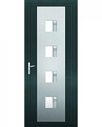 Vente porte entr e marseille portes alu bois pvc - Isolation phonique d une porte ...